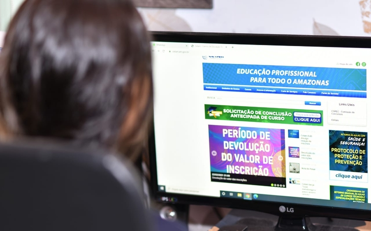 Cetam oferta mais de 6 mil vagas para cursos de qualificação