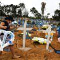 Cemitérios de Manaus registram 58 sepultamentos nesta terça-feira