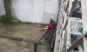 Adolescente é perseguido e executado a tiros no Jorge Teixeira