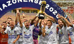 Barezão 2020: Penarol vence Manaus e quebra jejum de 10 anos sem titulo estadual