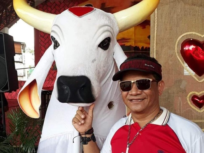 Júnior de Souza, artista do Boi Garantido, morre vítima da Covid-19