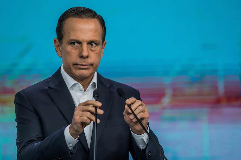 Após ameaças, João Doria pede apoio policial 'Bolsonaristas loucos'