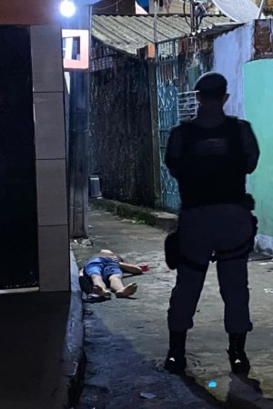 Homem é executado a tiros na zona oeste de Manaus