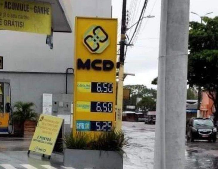 DPE pede providências contra aumento abusivo do preço da gasolina em Parintins