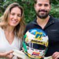 Piloto Bia Figueiredo relata ameaças de morte para ela e seu bebê