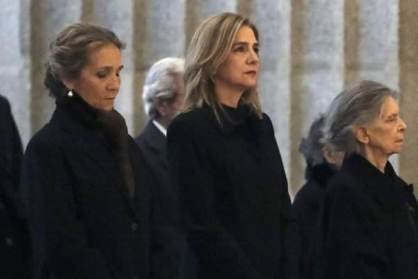 Princesas furam fila da vacina contra Covid-19 na Espanha