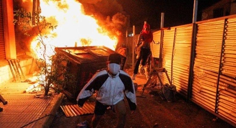 Protesto no Paraguai causa morte e presidente pede renúncia de ministros