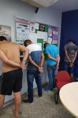 Quadrilha que usa dispositivo Chapolin para furtar e roubar carros é  presa na Alvorada
