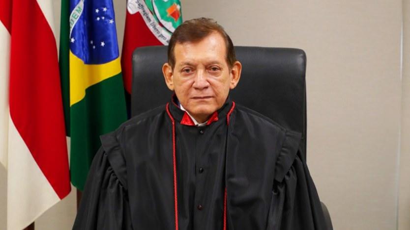 Desembargador Wellington Araújo tomou posse como presidente do TRE-AM