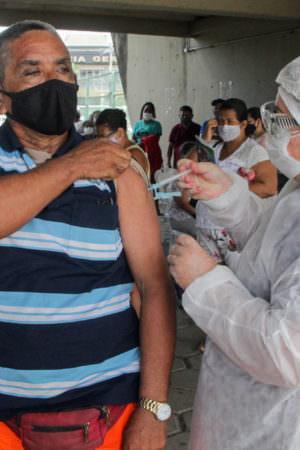 Manaus inicia mais uma etapa de vacinação para pessoas com comorbidades