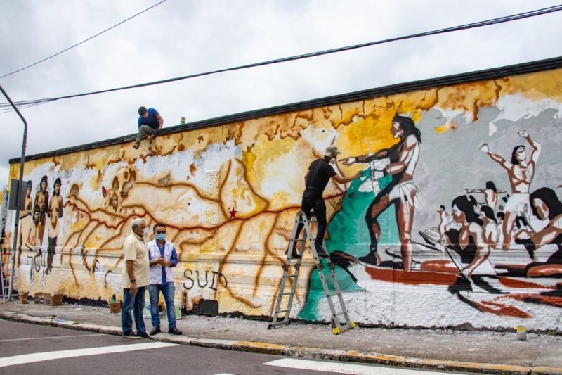Memorial retrata presença de povos indígenas em Manaus