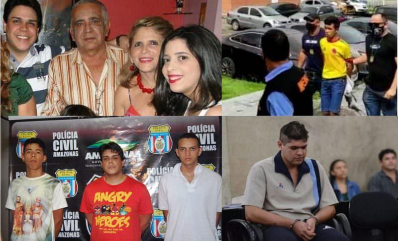 Relembre casos de filhos que assassinaram os pais no Amazonas