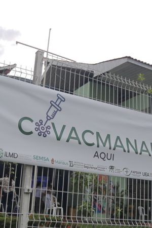 Servidores interessados em participar da pesquisa CovacManaus têm até hoje para se vacinar