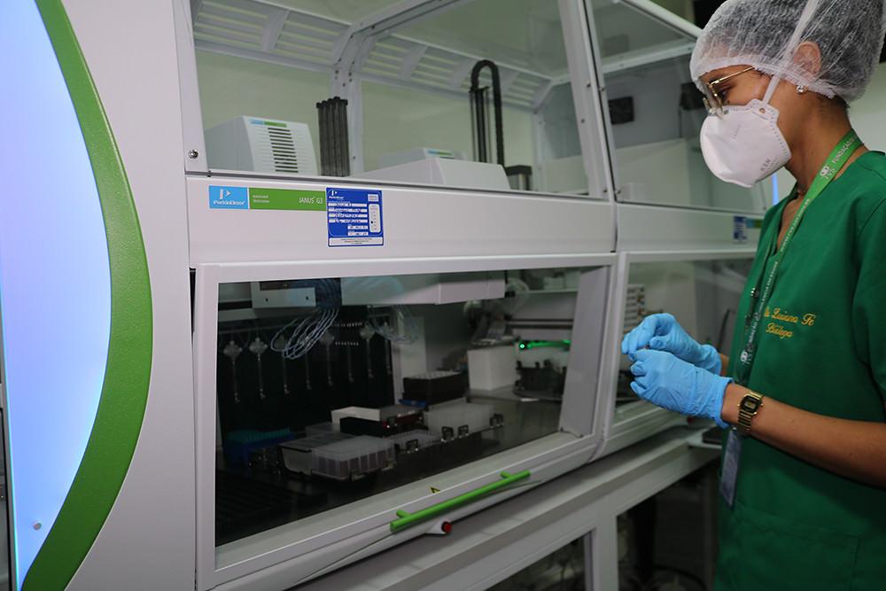 Mais de 600 novos casos de coronavírus são diagnosticados no AM, diz FVS
