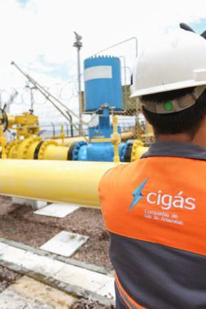 Cigás diz que não vai repassar reajuste do gás natural para distribuidoras