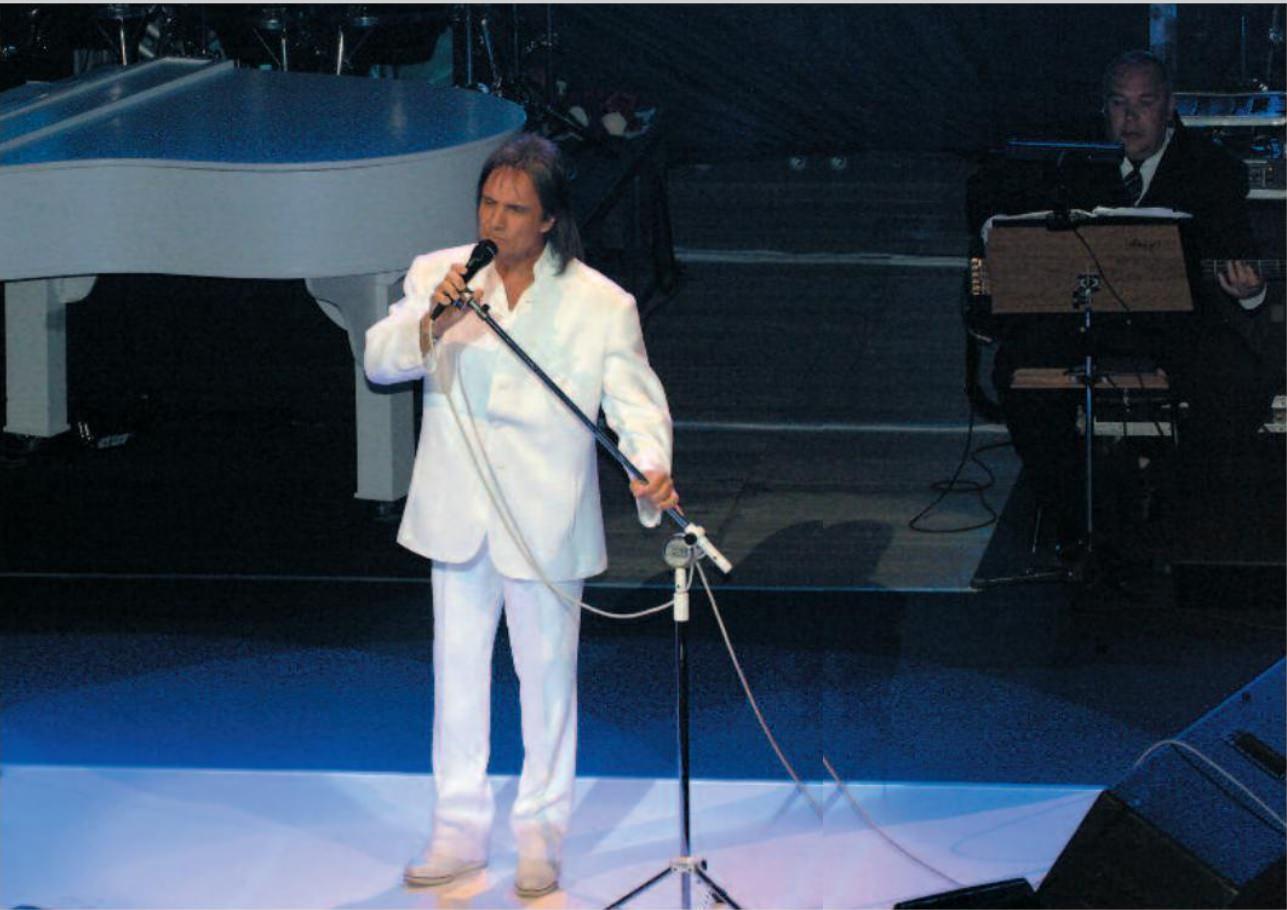 80 anos Roberto Carlos
