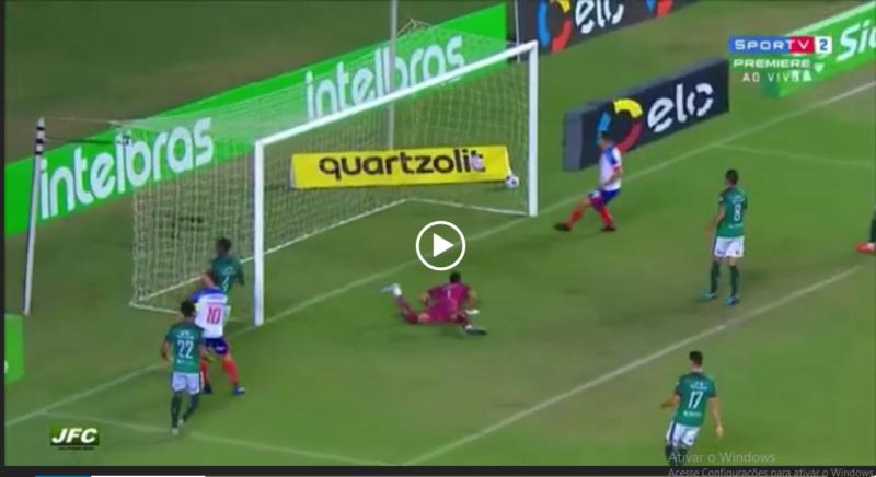 Bahia vence de 4 x 1 Manaus; veja vídeo