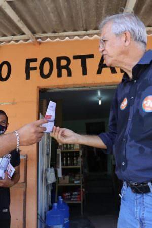 'Não vejo nenhum impedimento', diz Romero Reis sobre candidatura em 2022