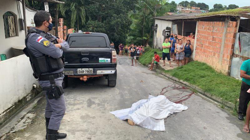 Homem é executado por engano no Braga Mendes