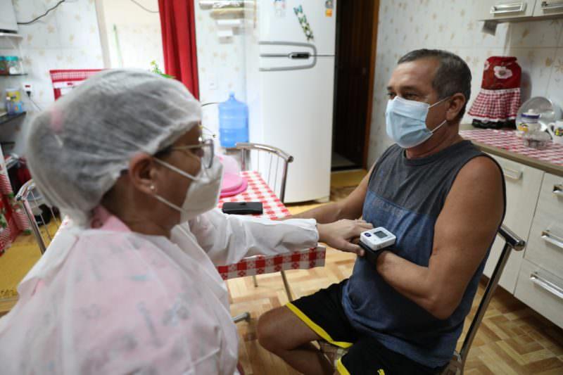 'Melhor em Casa': programa auxilia pacientes com sequelas da Covid-19