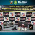 Operação Hórus: apreensão causa prejuízo de R$ 15 mil ao crime no AM