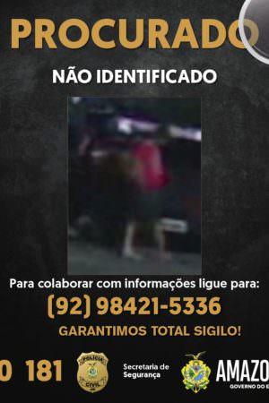 Foragido: suspeito de feminicídio é procurado pela polícia