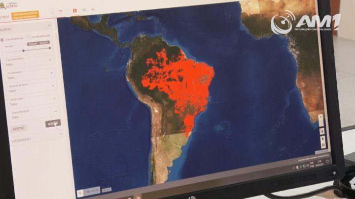 Instituto afirma que em março houve recorde de desmatamento na Amazônia