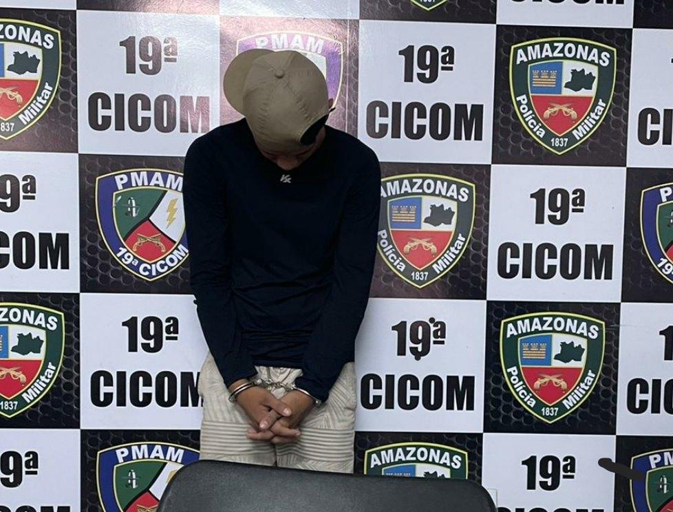 Suspeito de assassinar adolescente de 15 anos na Compensa é preso