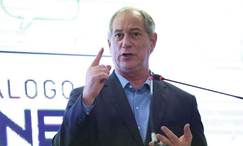 Ciro Gomes afirma que Bolsonaro jamais seria presidente se não fossem Lula e o PT