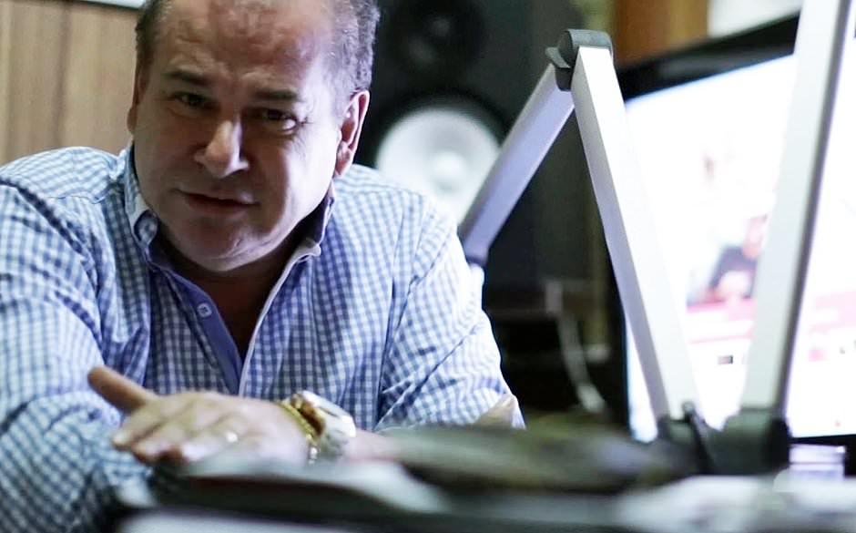 Ex-locutor de chamadas da Globo, Nilson Ribeiro, morre aos 56 anos