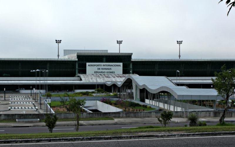 STJ decide tirar Aeroporto Eduardo Gomes de leilão federal