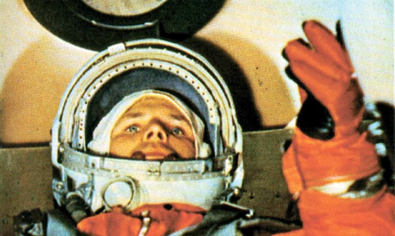 Histórico! Há 60 anos, Iuri Gagarin chegava a órbita da Terra