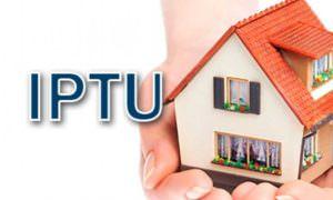 Pagamento do IPTU vence nesta quinta