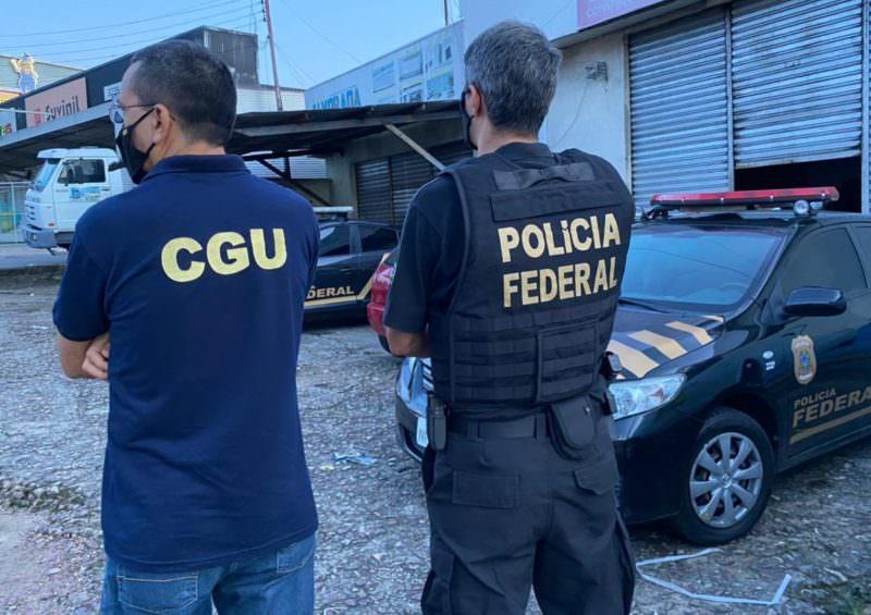 PF deflagra operação contra possíveis fraudes e lavagem de dinheiro em Rio Preto da Eva