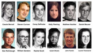 vítimas de Columbine