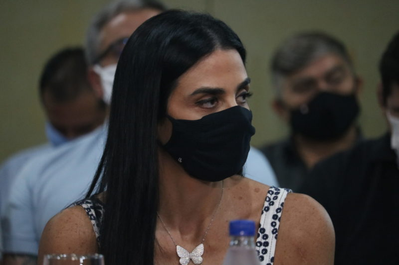 Shádia Fraxe retorna ao comando da Semsa após dois meses de afastamento