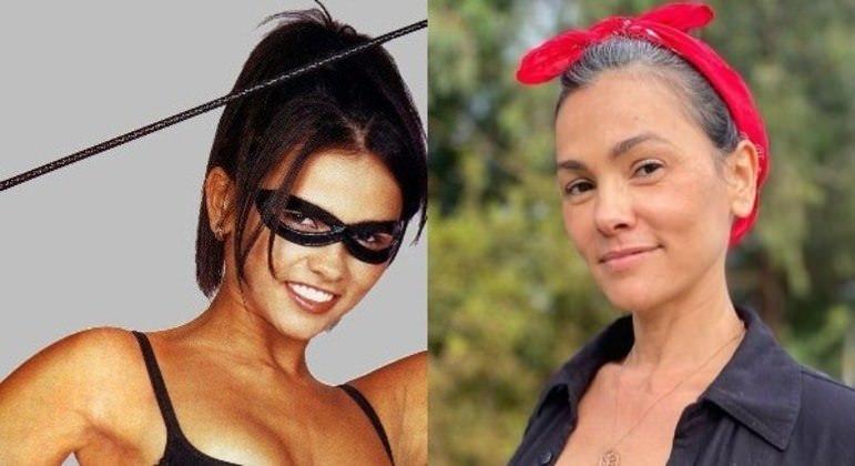 'Desisti da Tiazinha por não saber quem eu era', diz Suzana Alves