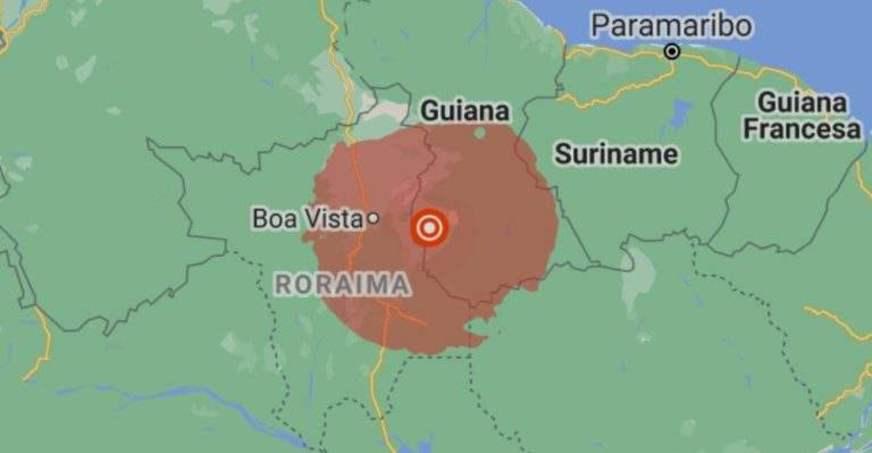 Terremoto de magnitude 4,7 atinge interior do Amazonas - Amazonas1