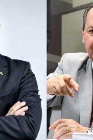 Menezes critica Omar após ser bloqueado nas redes sociais