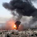 'Ataque a prédio da imprensa foi necessário', diz porta-voz de Israel
