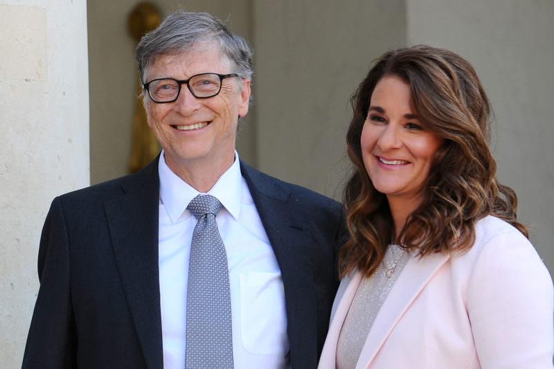 Melinda e Bill Gates anunciam fim do casamento