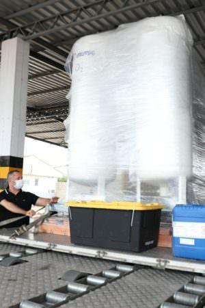 Manicoré recebe usina de oxigênio do governo estadual
