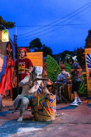 Em novo DVD, Jander Manauara une música e sustentabilidade