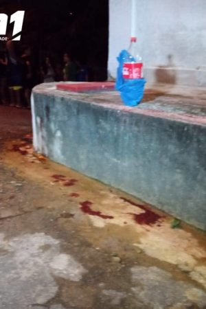 Dois homens sofrem tentativa de assassinato no bairro São Jorge