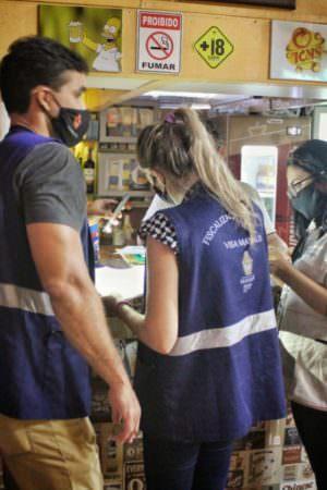 Quatro festas clandestinas e oito estabelecimentos são fechados em Manaus