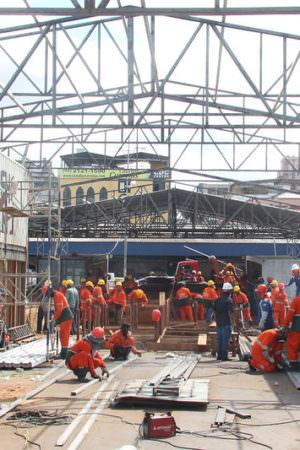 Nova instalação da Manaus Moderna chega à fase final