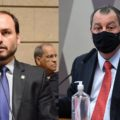 'Também ajudaria o meu pai', ironiza Aziz sobre proteção de Carlos Bolsonaro