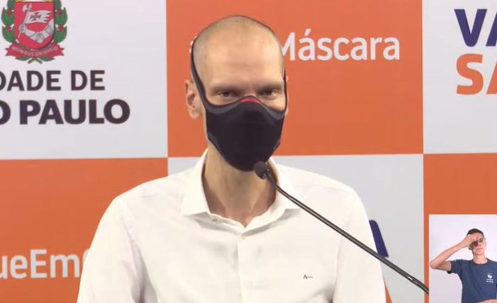 Bruno Covas deixa intubação após apresentar melhora no quadro de saúde