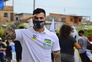 Vereador Carpê fala sobre armas de fogo e estatuto do desarmamento