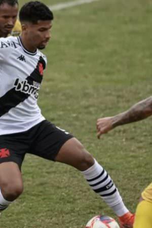 Vasco perde para o Madureira na semifinal da Taça Rio
